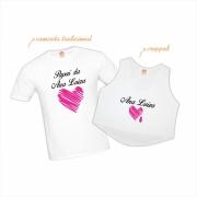 Kit Chá de Bebê ou Ensaio Fotográfico Coração Personalizado