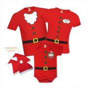 Kit Família Noel - Infantil Ajudante do Noel
