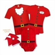 Kit Família Noel (Infantil Bebê Noel)