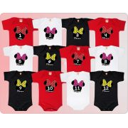Kit Mesversário Minnie Disney