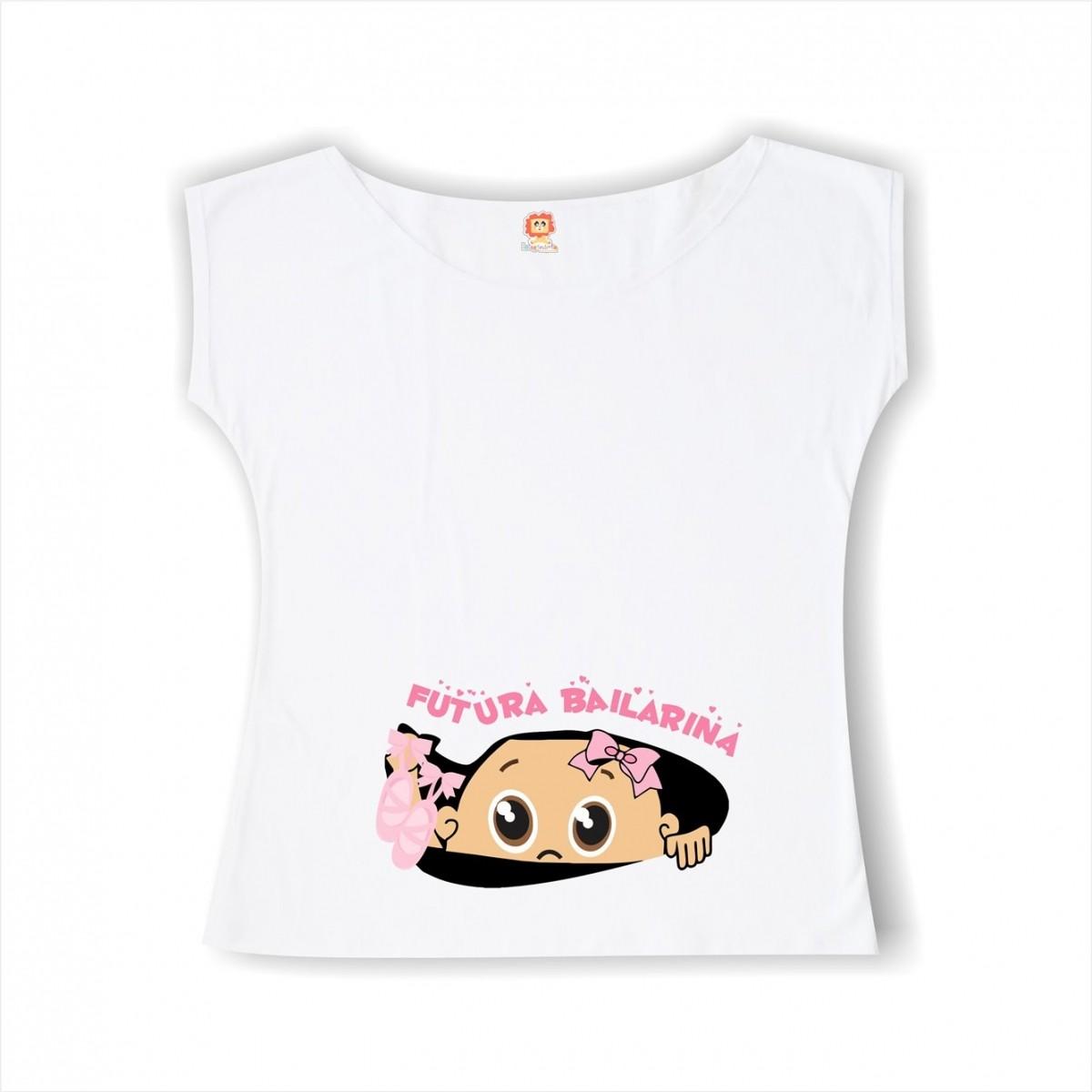 Bata ou Camiseta Futura Bailarina