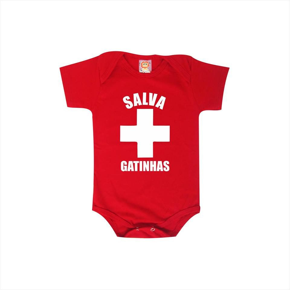 Body de Bebê ou Camiseta Salva Gatinhas Divertido