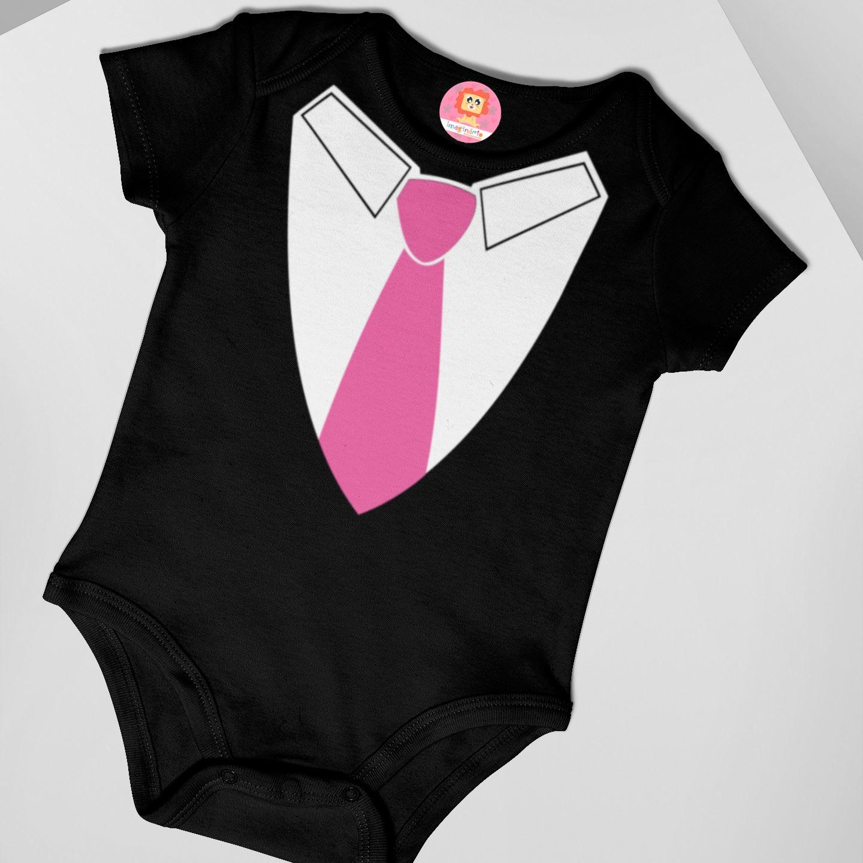 Body de Bebê Roupinha A Poderosa Chefinha Baby Boss