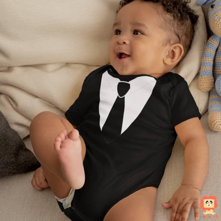 Body de Bebê Roupinha O Poderoso Chefinho Baby Boss