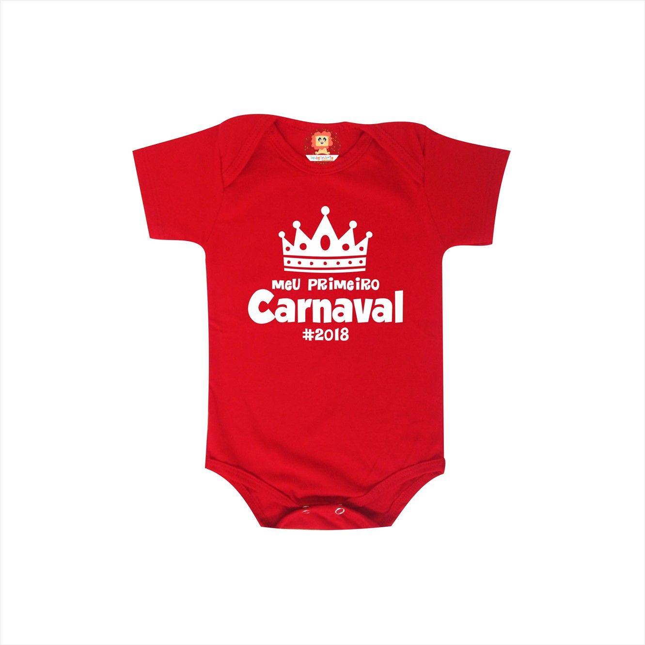 Body Meu Primeiro Carnaval 2018