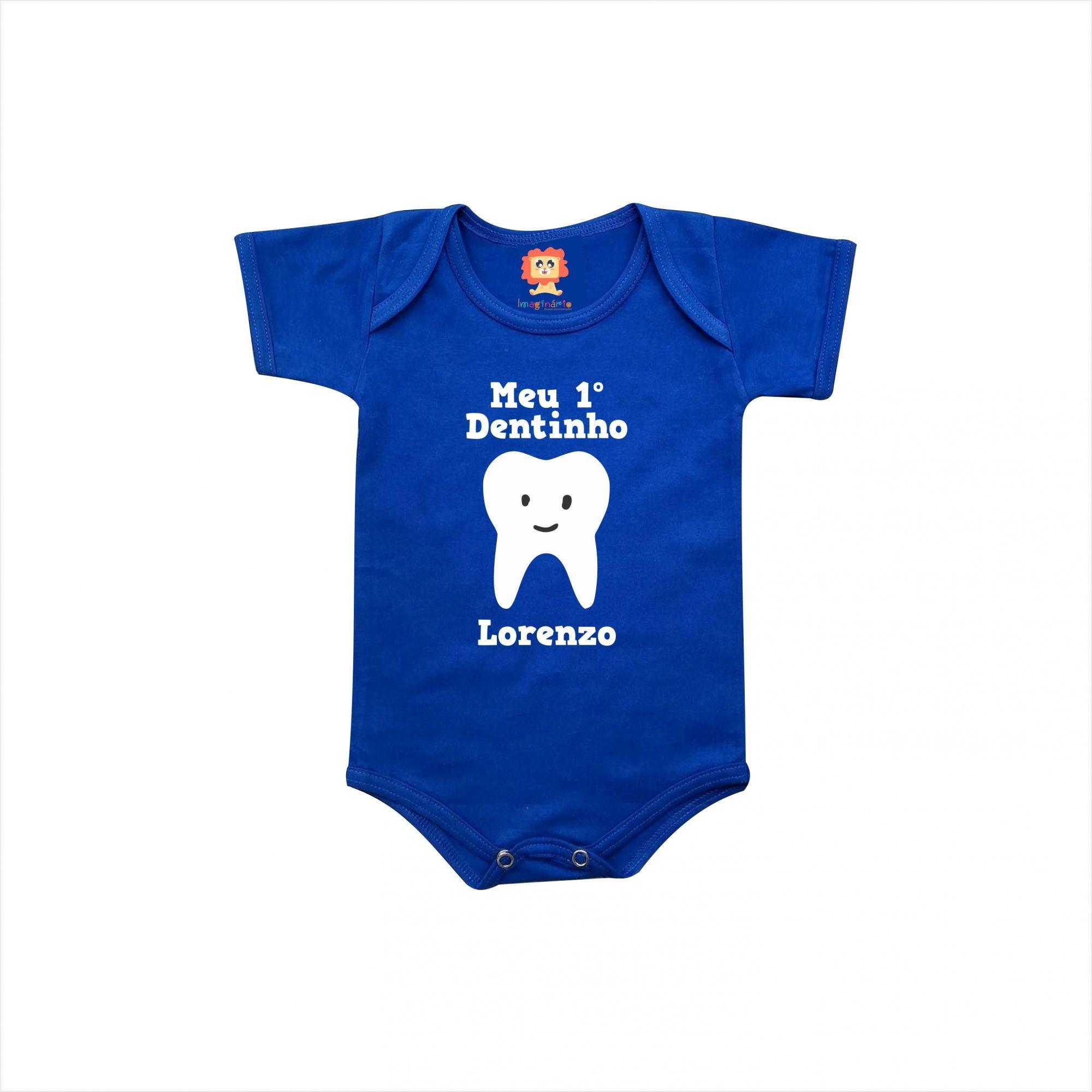Body Meu Primeiro Dentinho