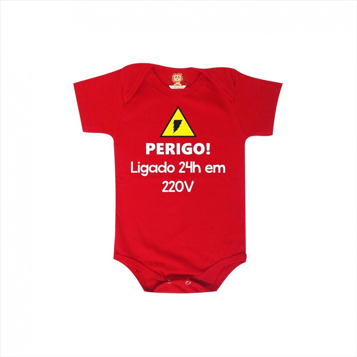 Body ou Camiseta Ligado 24h no 220V