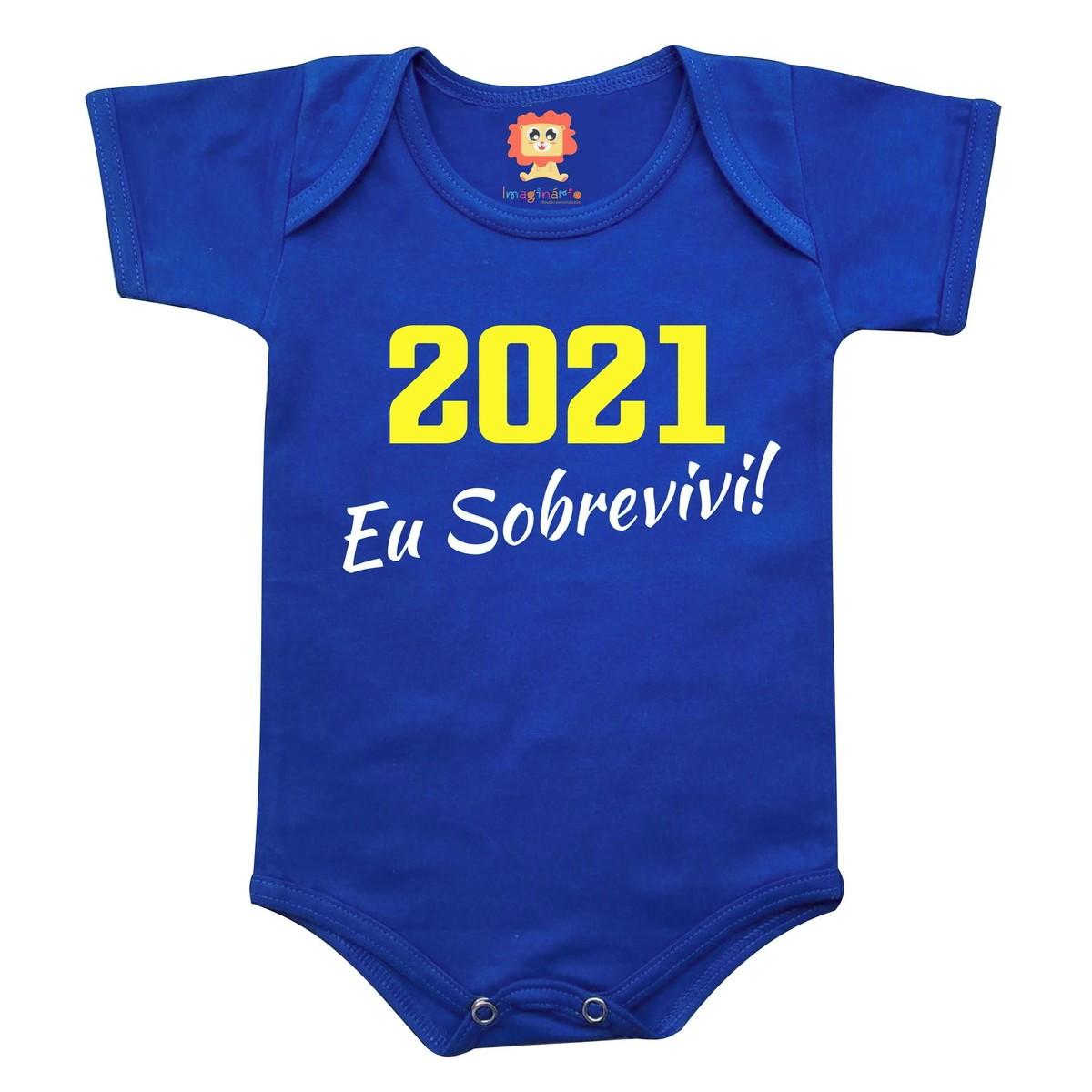 Body ou Camiseta Ano Novo 2021
