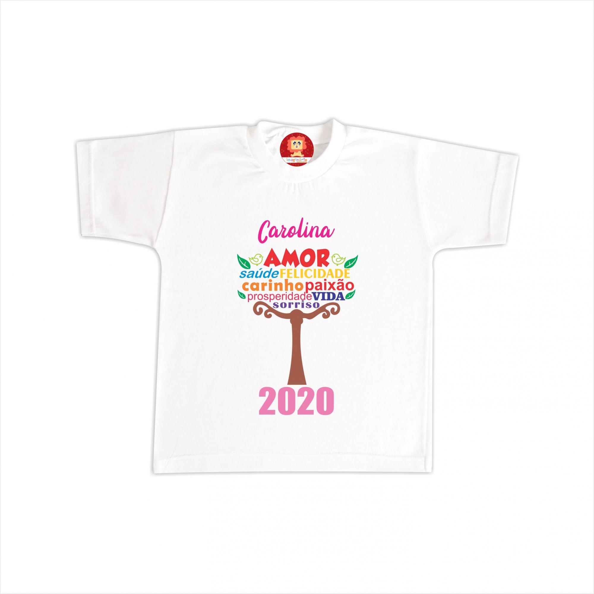 Body ou Camiseta Árvore dos Desejos