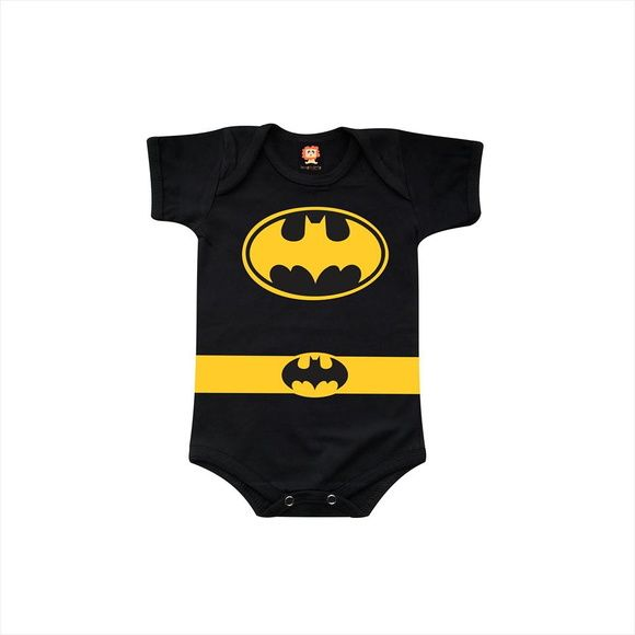 Body ou Camiseta Batman Corpinho