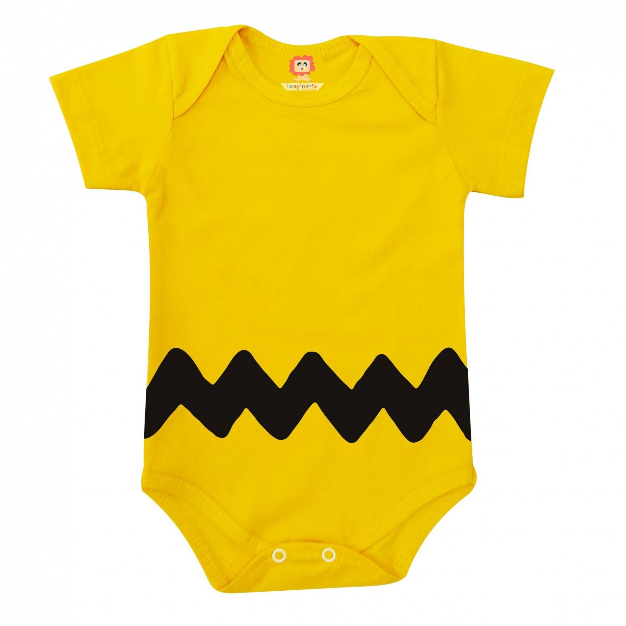 Body ou Camiseta Snoopy Charlie Brown