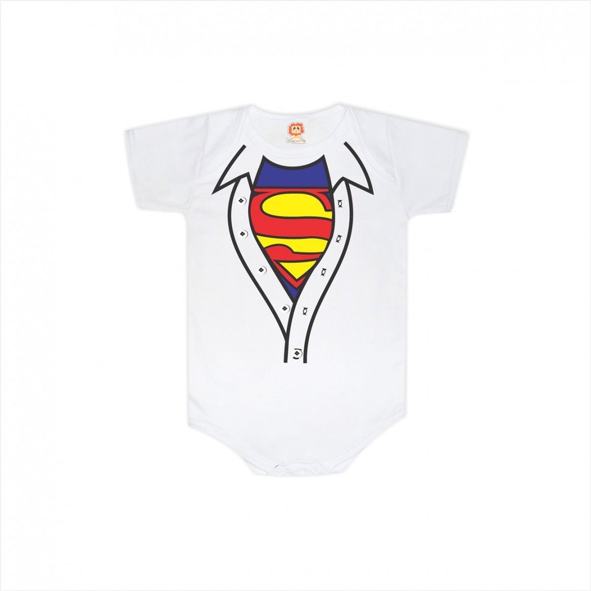 Body ou Camiseta Clark Kent