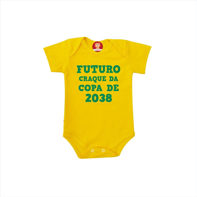 Body ou Camiseta Futuro Craque