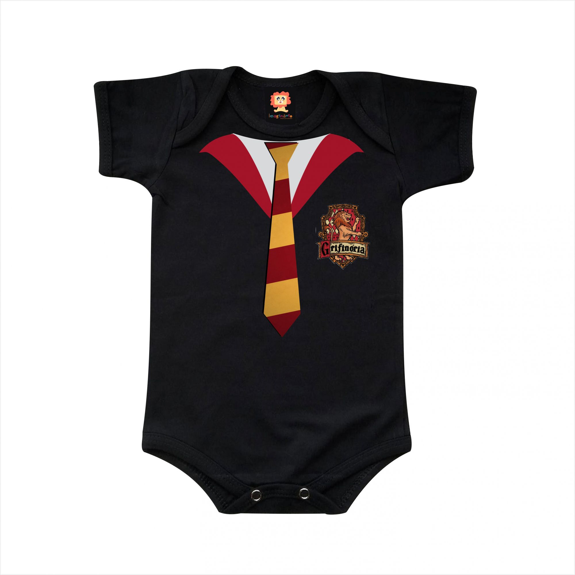 Body ou Camiseta Harry Potter