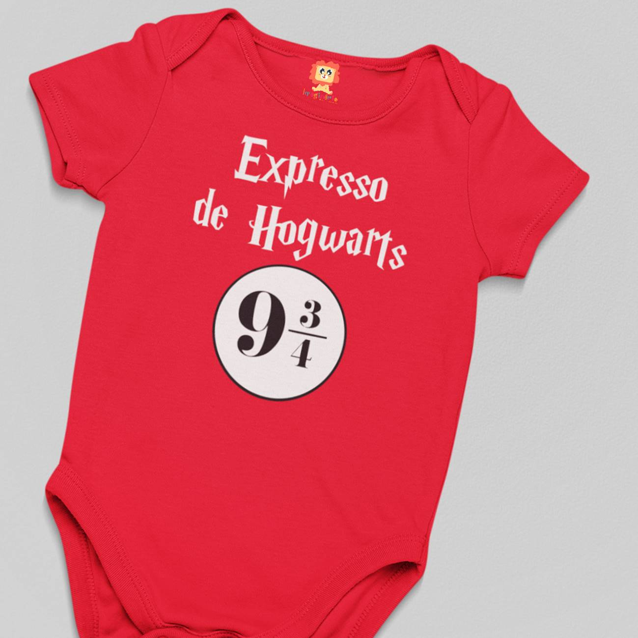 Body ou Camiseta Harry Potter Expresso Hogwarts