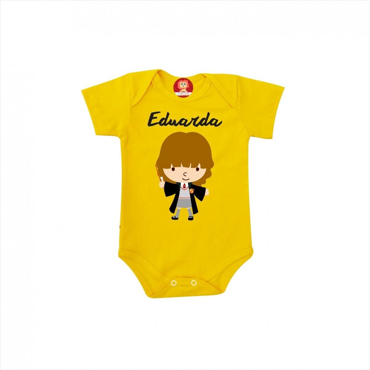 Body ou Camiseta Hermione Cute