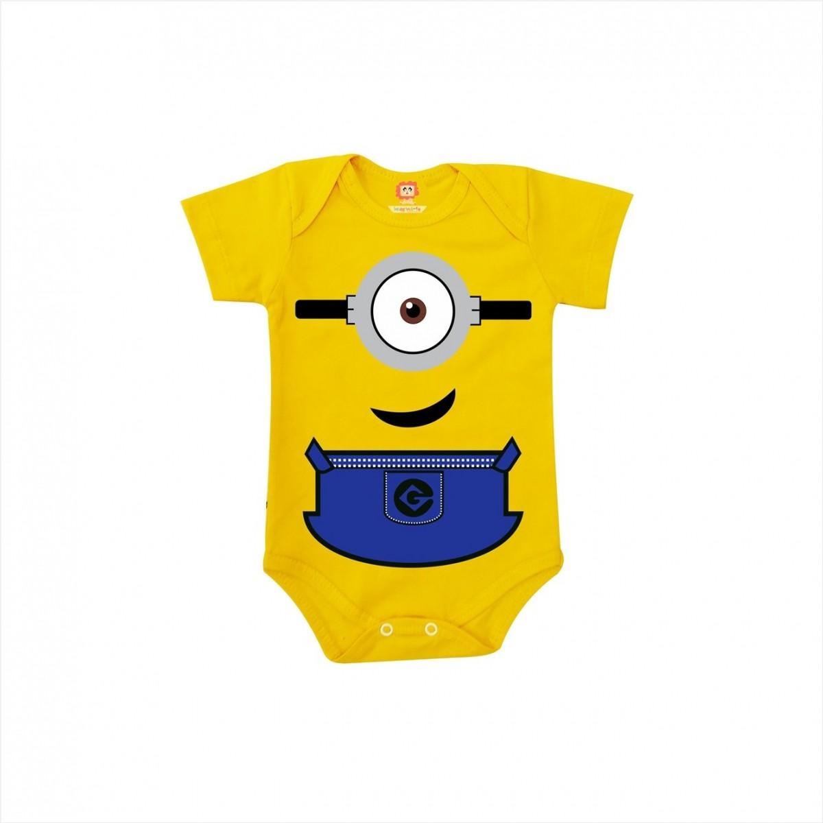 Body ou Camiseta Minions