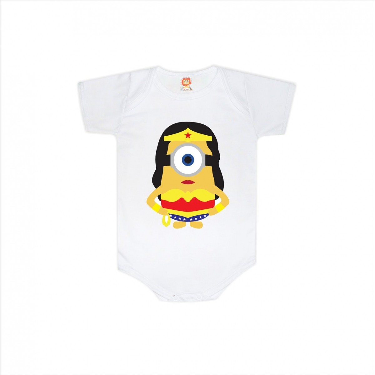 Body ou Camiseta Minions Maravilha
