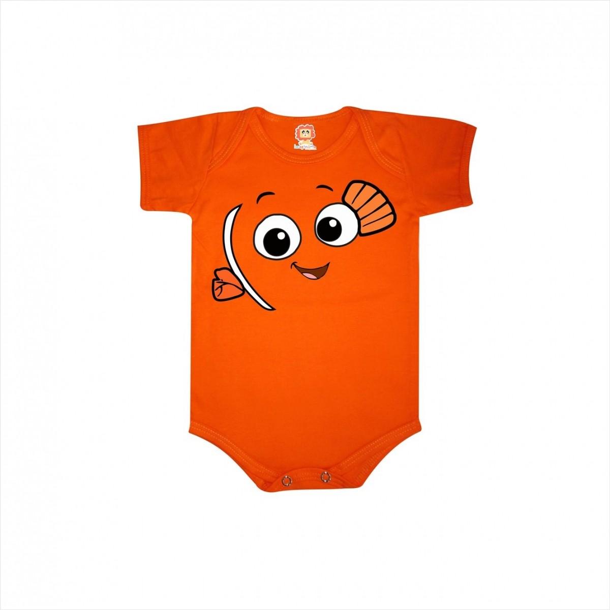 Body ou Camiseta Nemo