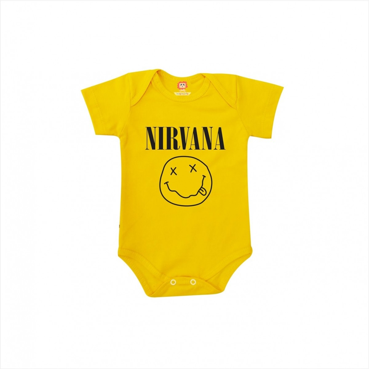 Body ou Camiseta Nirvana