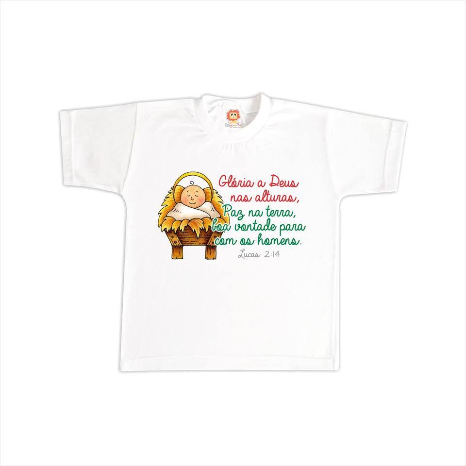Body ou Camiseta Paz na Terra