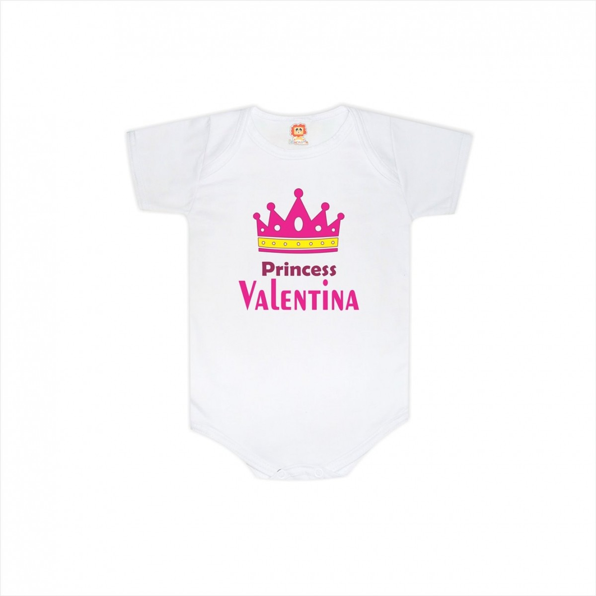 Body ou Camiseta Princess