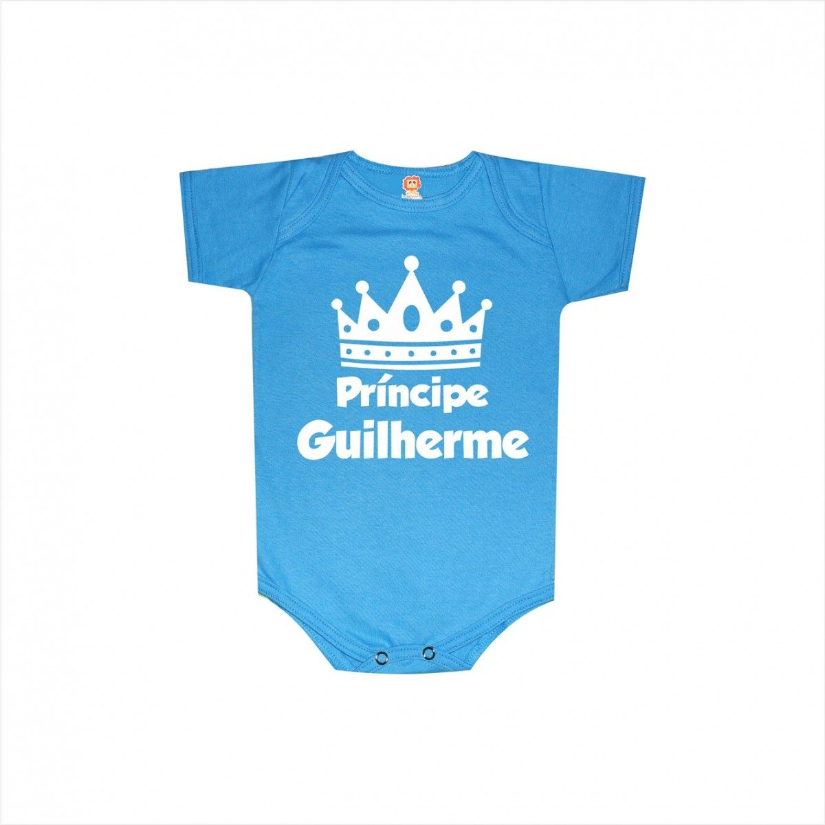 Body ou Camiseta Príncipe