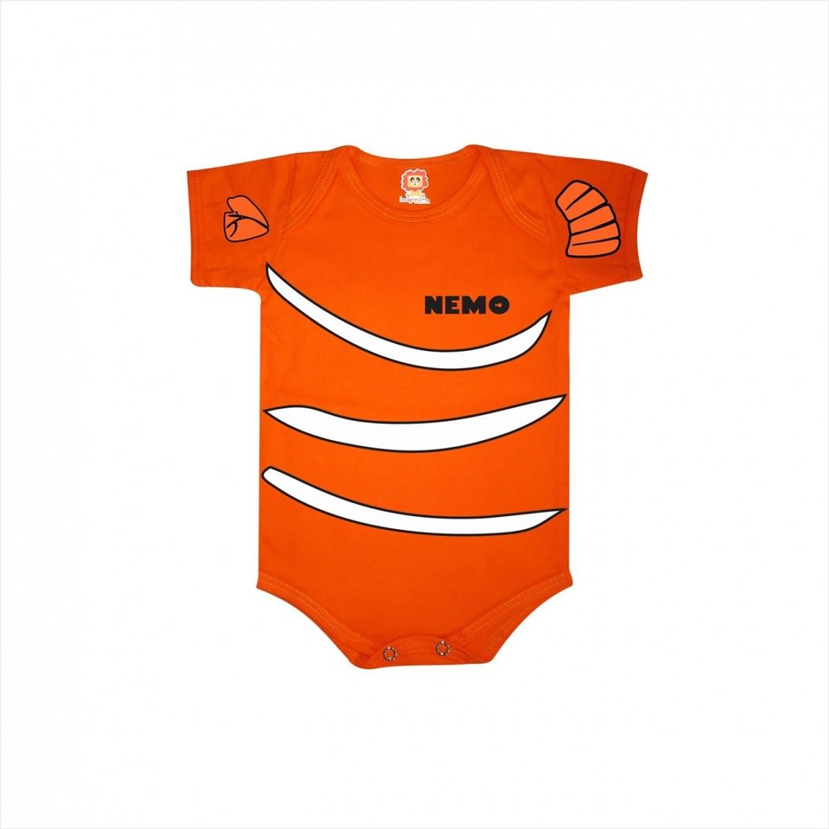 Body ou Camiseta Procurando Nemo
