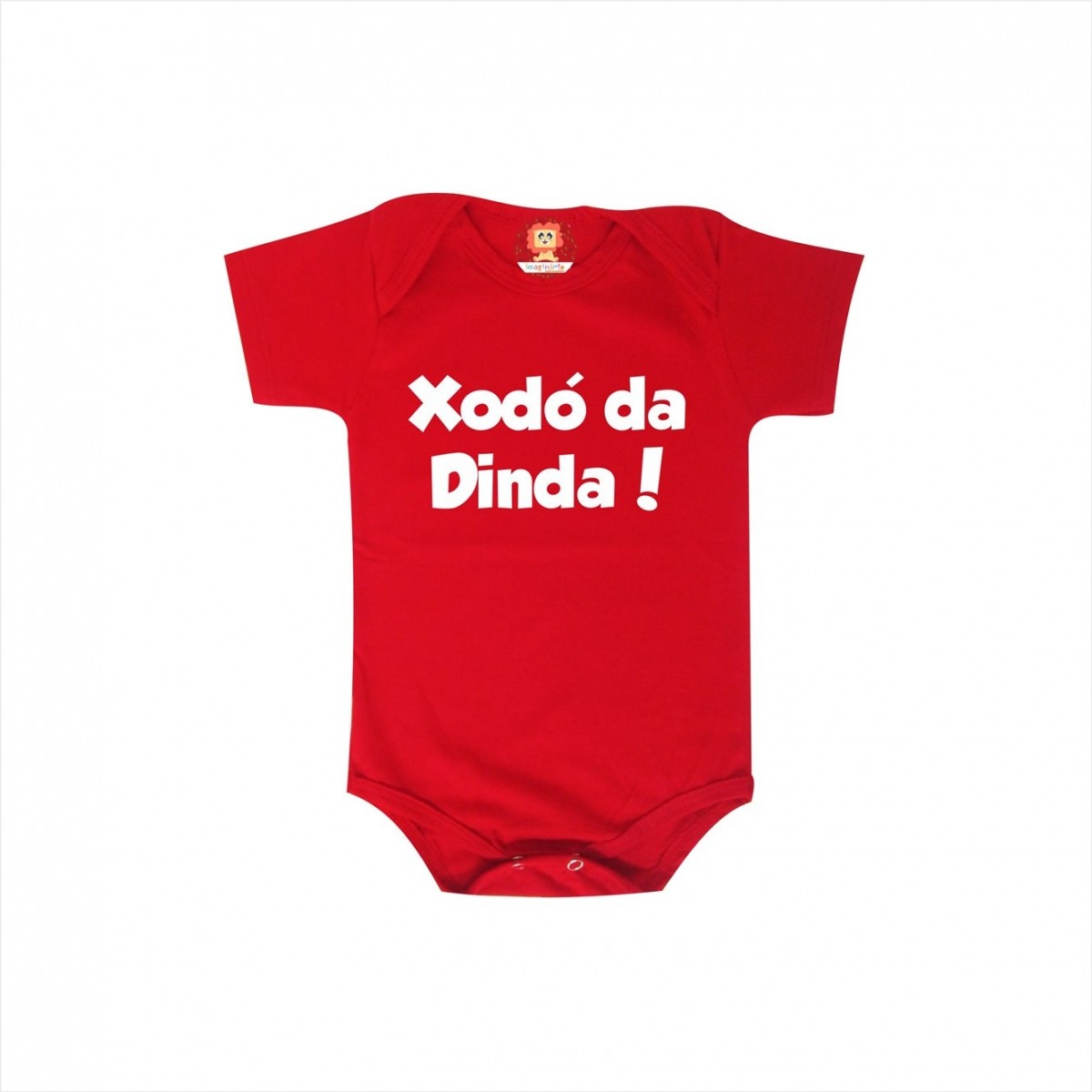 Body ou Camiseta Xodó da Dinda