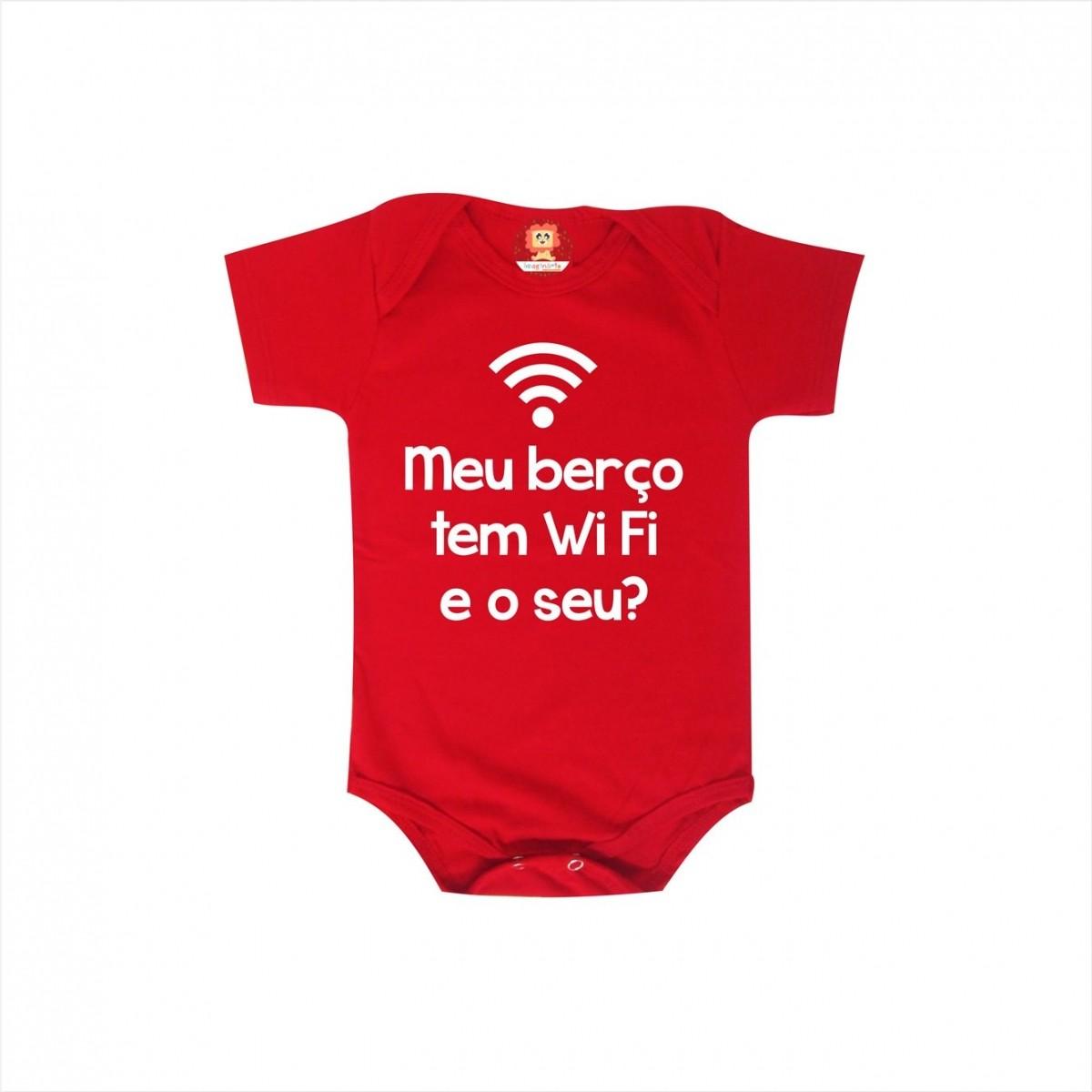 Body ou Camsieta Wi-Fi