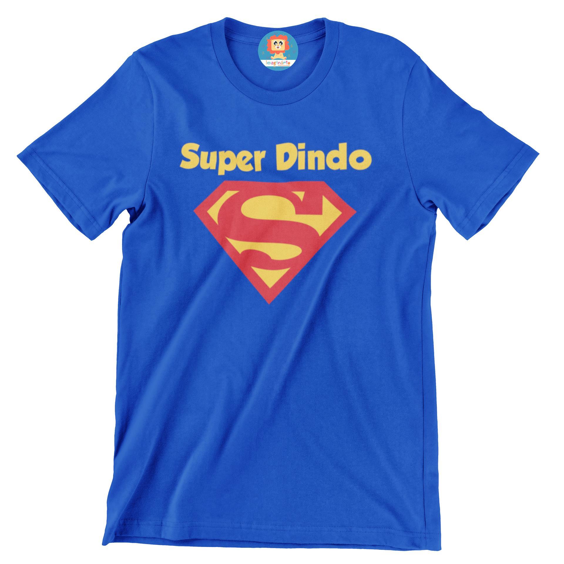 Camiseta Adulto Super Dindo