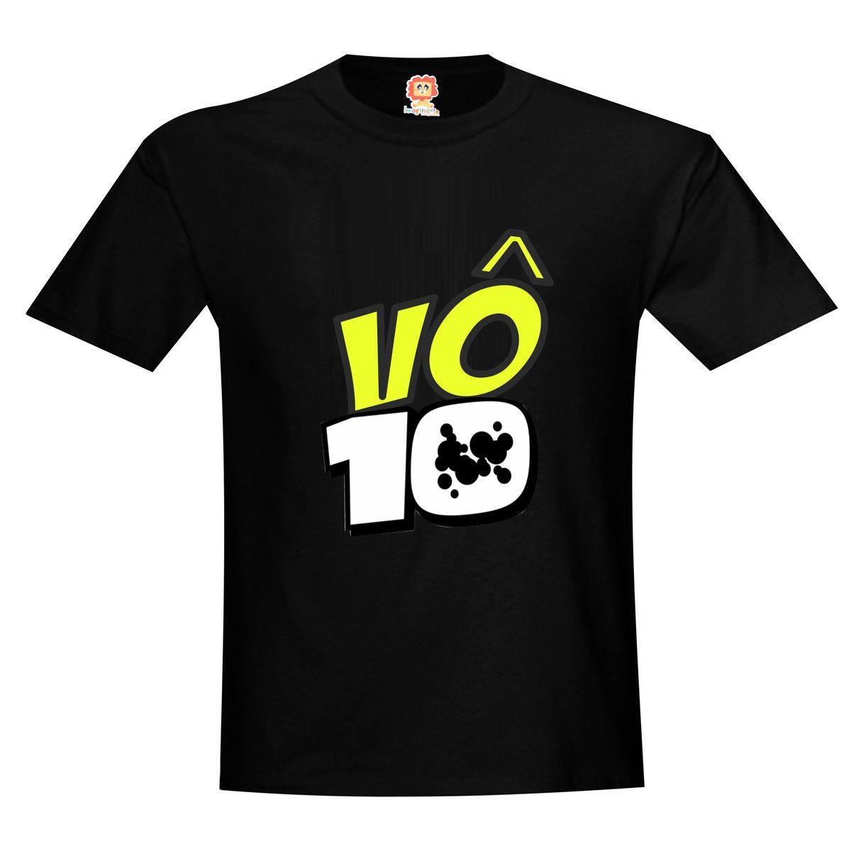 Camiseta Adulto Vovô 10