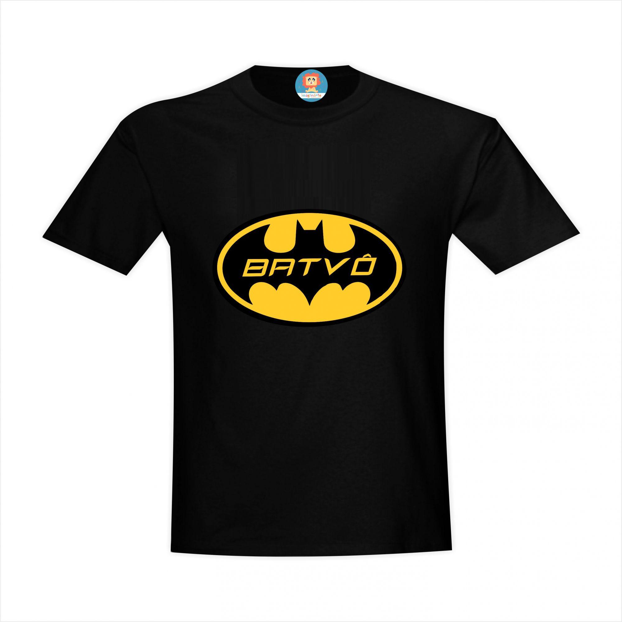 Camiseta BatVô