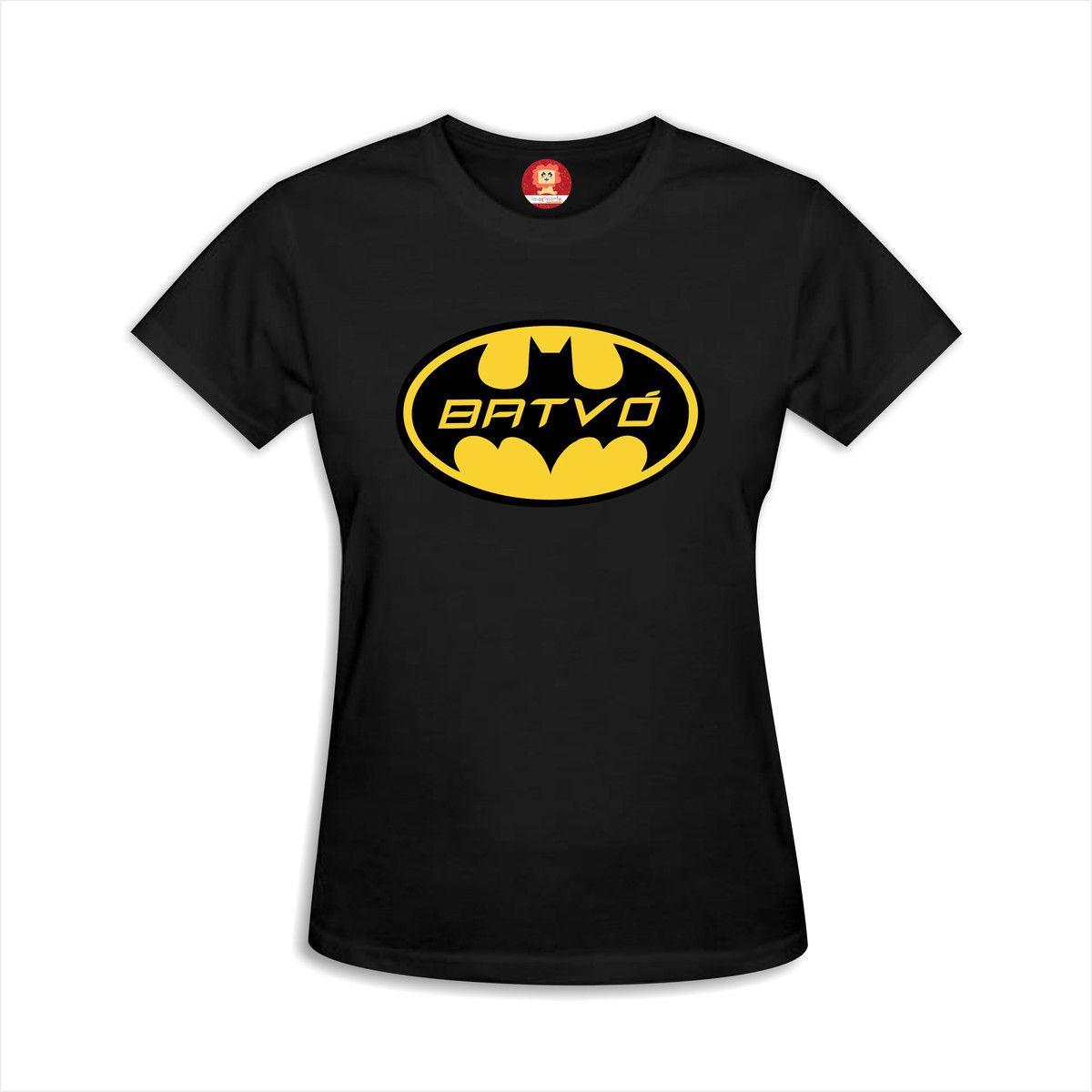 Camiseta BatVó