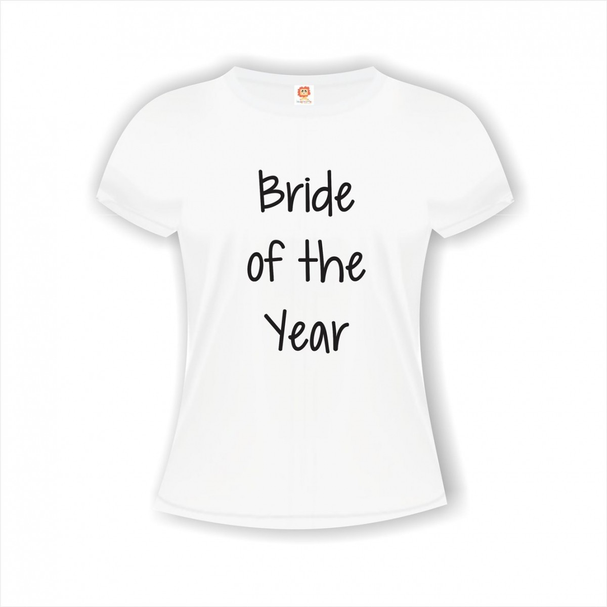 Camiseta Bride Of The Year