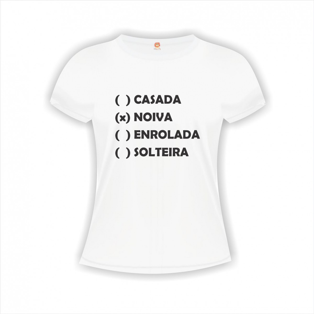 Camiseta Estado Civil Noiva