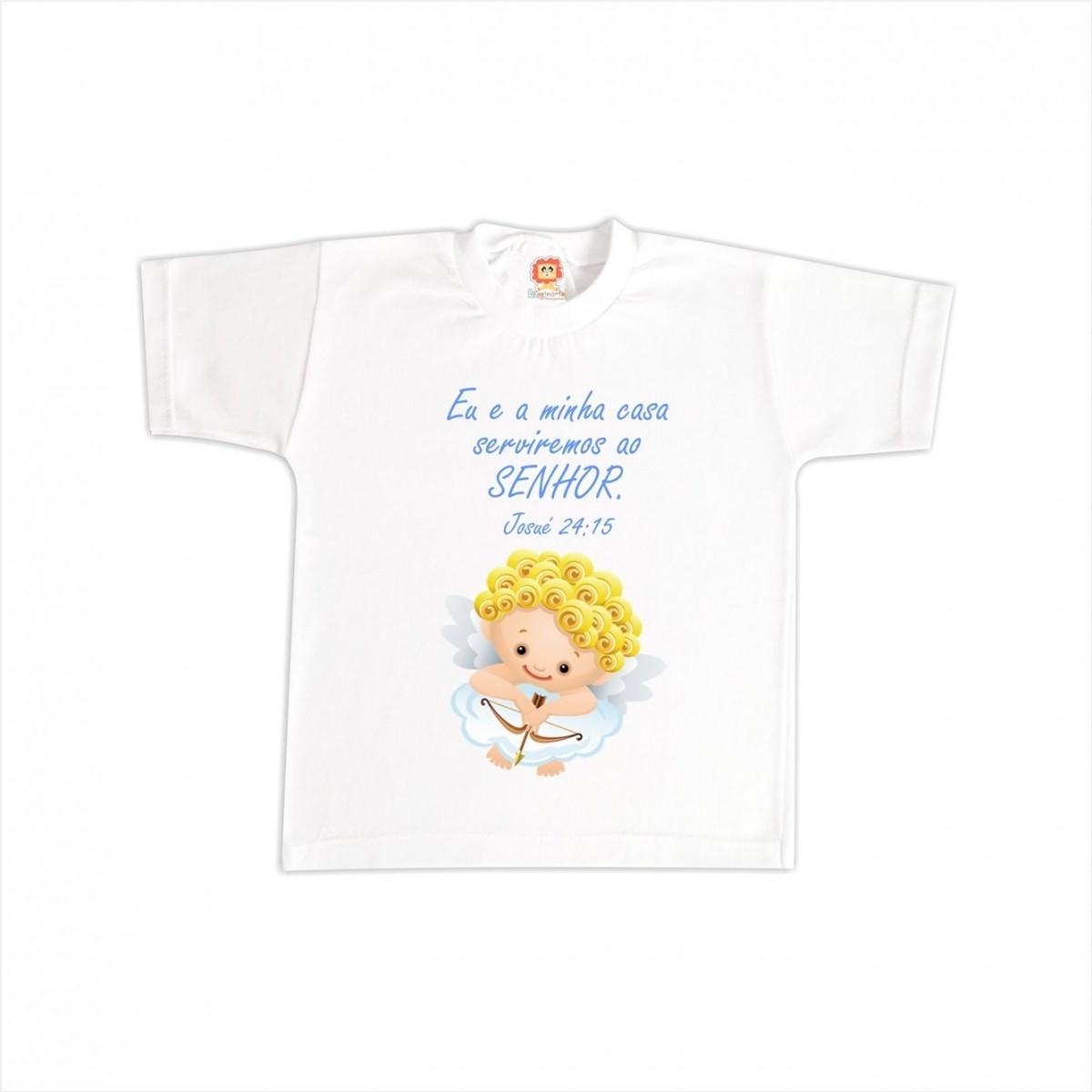 Camiseta ou Body Anjinho