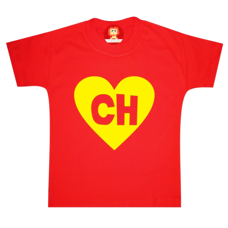 Camiseta ou Body Chapolin Colorado