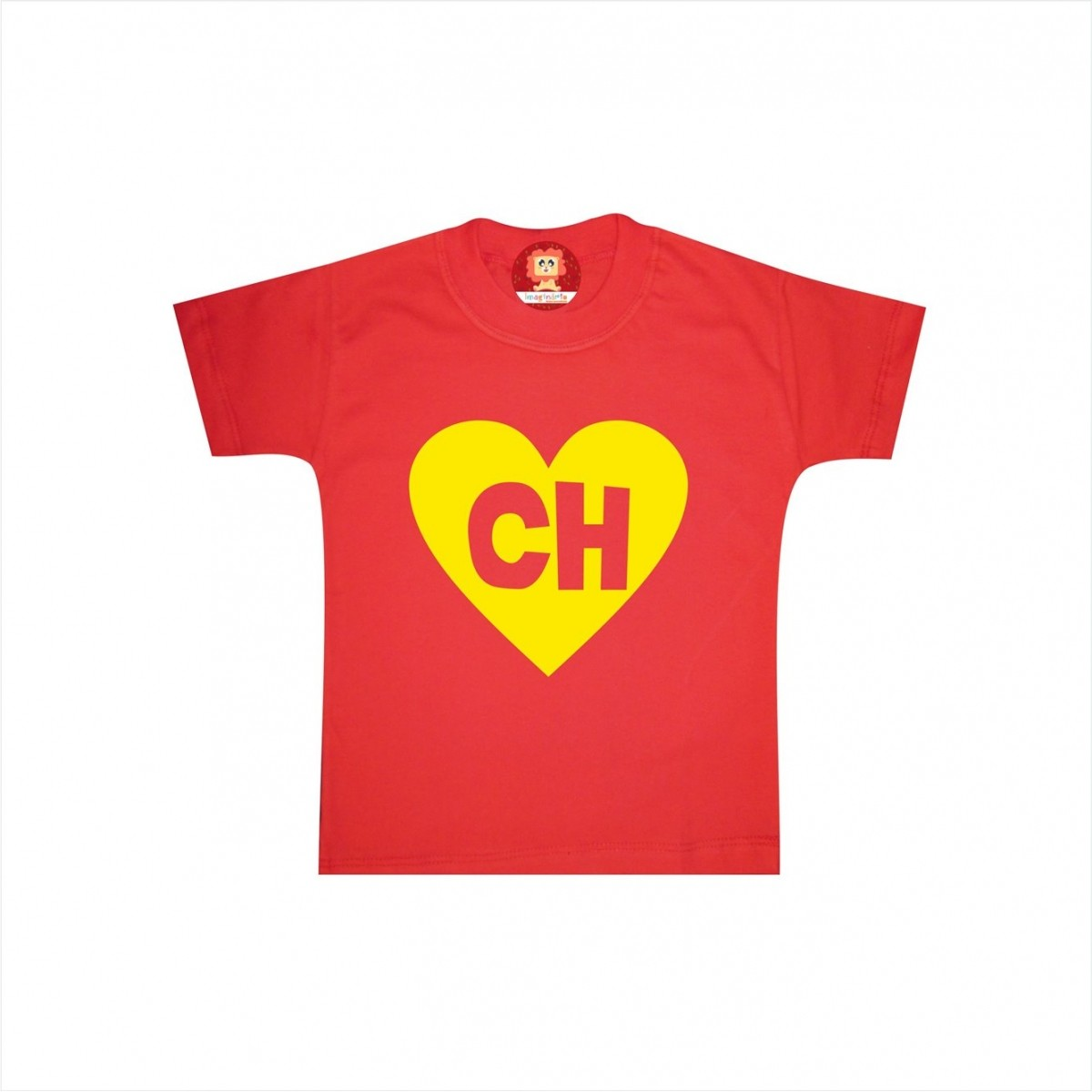 Camiseta ou Body Chapolin Colorado