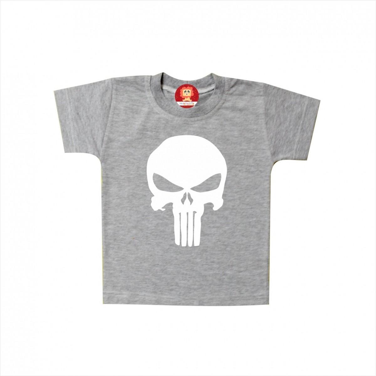Camiseta ou Body O Justiceiro