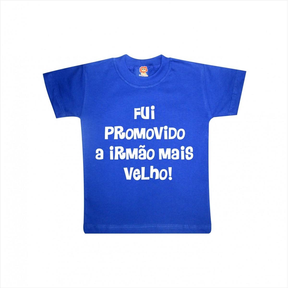 Camiseta ou Body Promovido