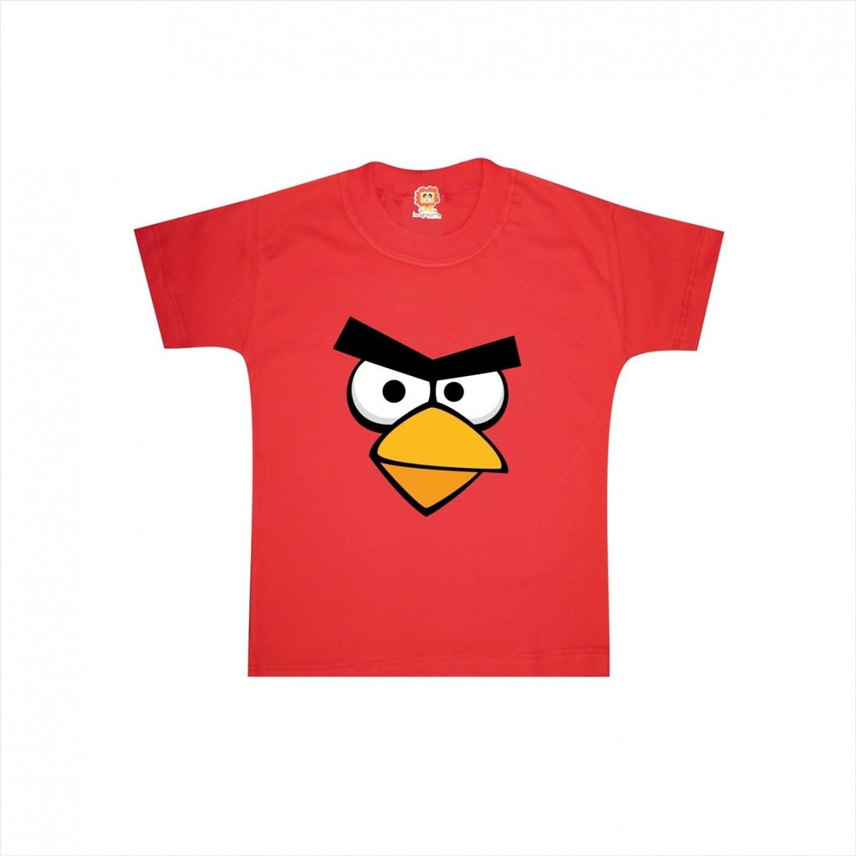 Camiseta ou Body Red Bird