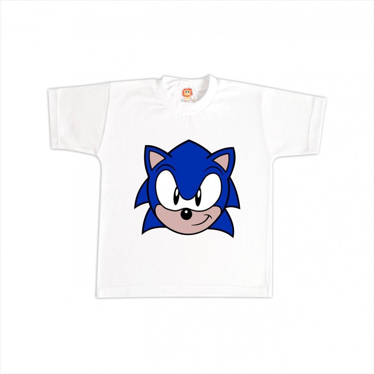 Camiseta ou Body Sonic