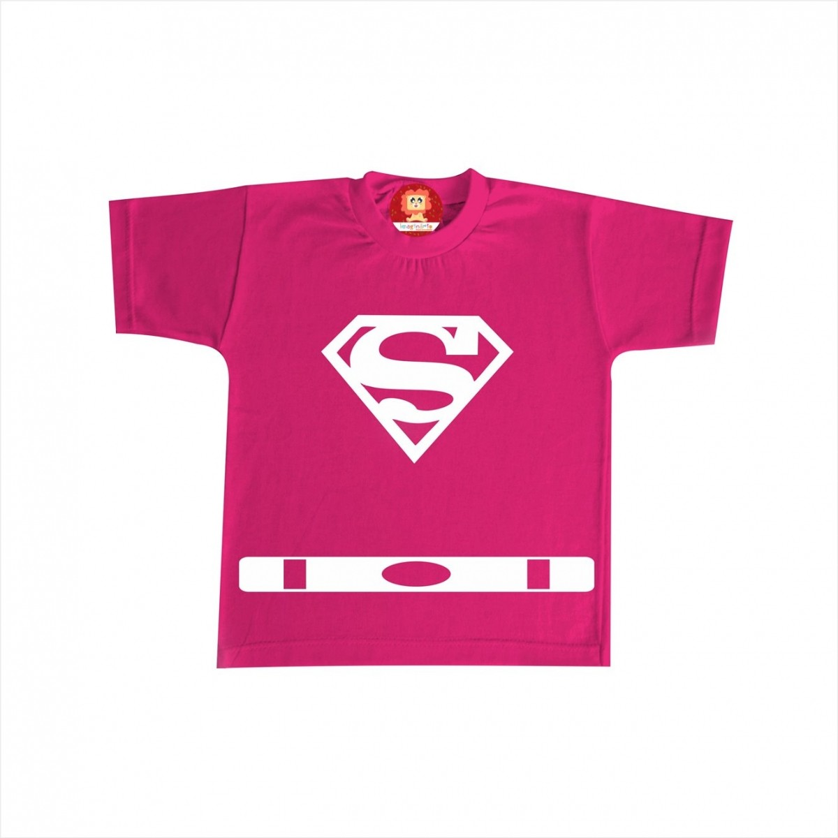 Camiseta ou Body Super Girl