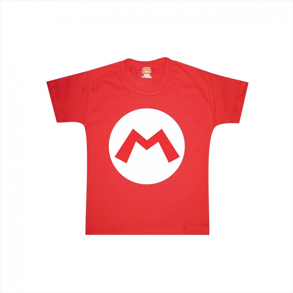 Camiseta ou Body Super Mario