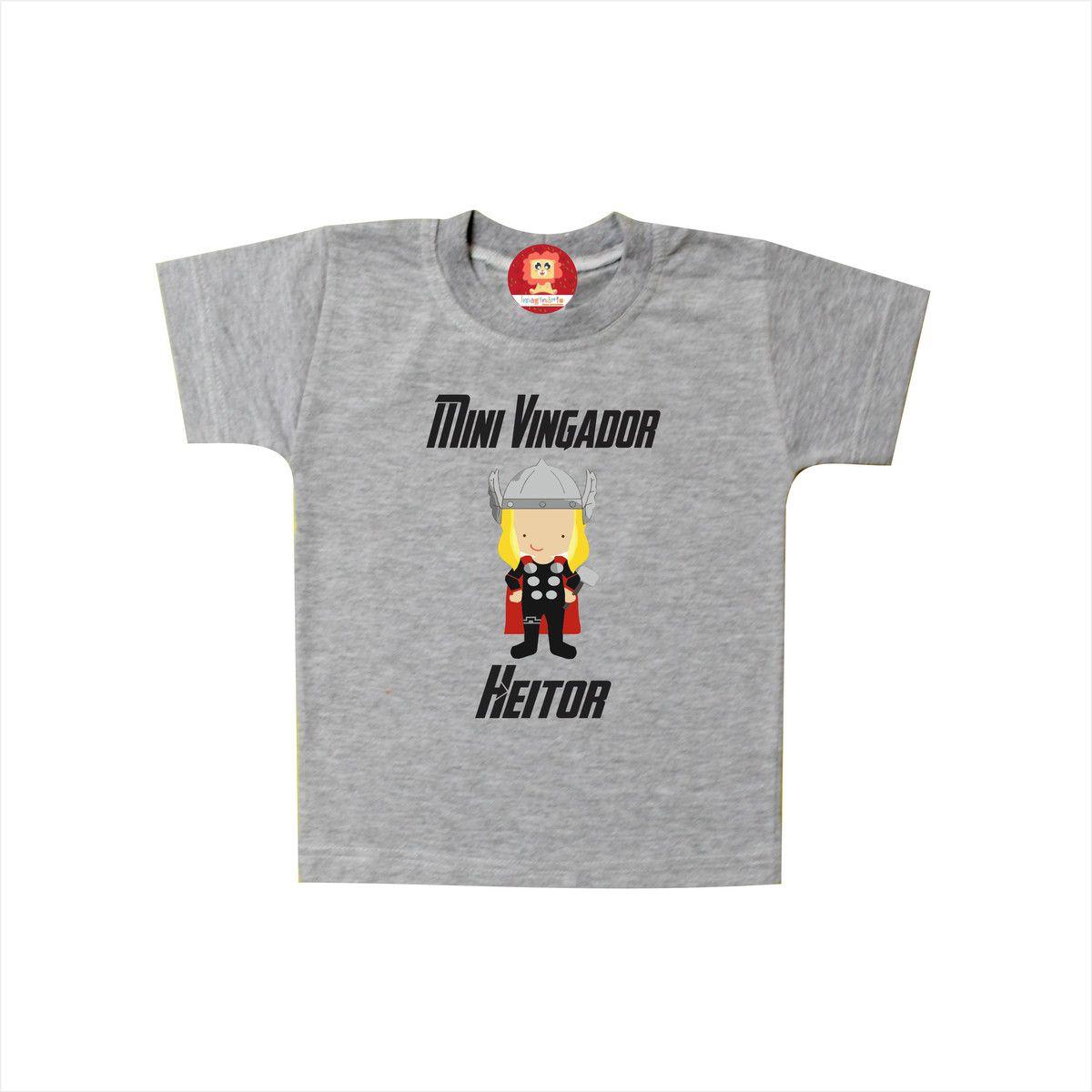 Camiseta ou Body Thor