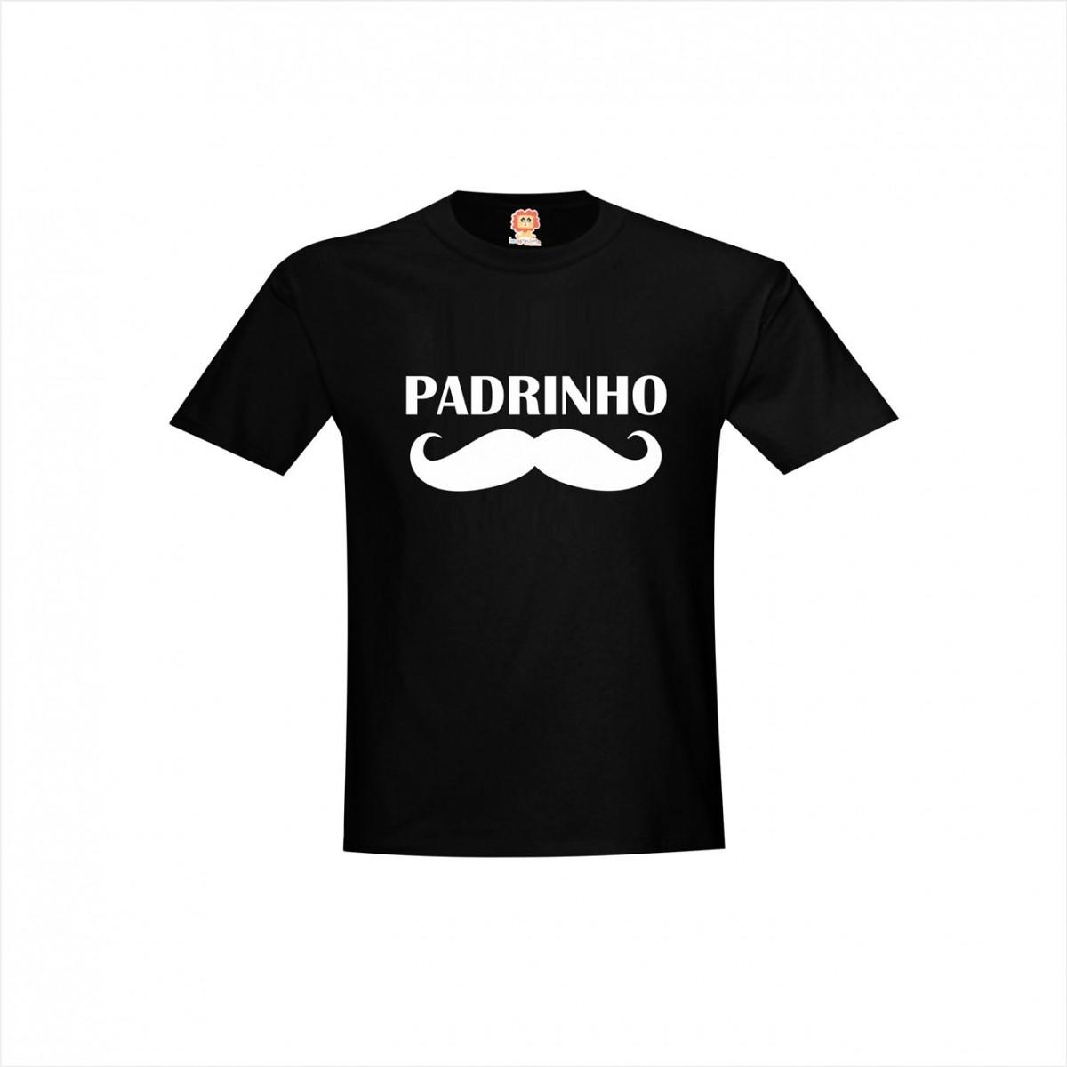 Camiseta Padrinho