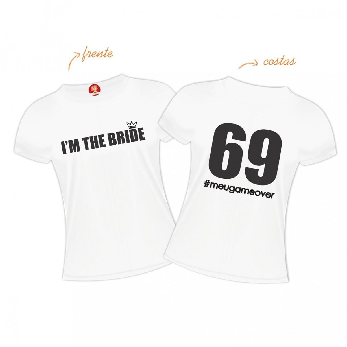 Camiseta The Bride