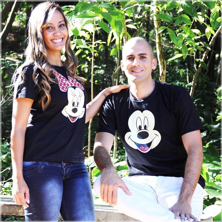 Kit Casal Mickey