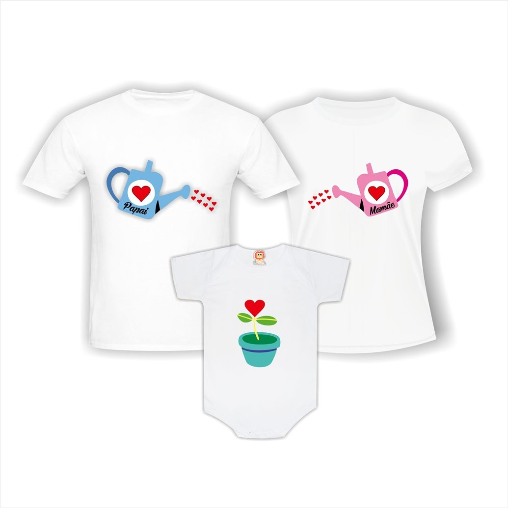 Kit Família Cultivando Amor